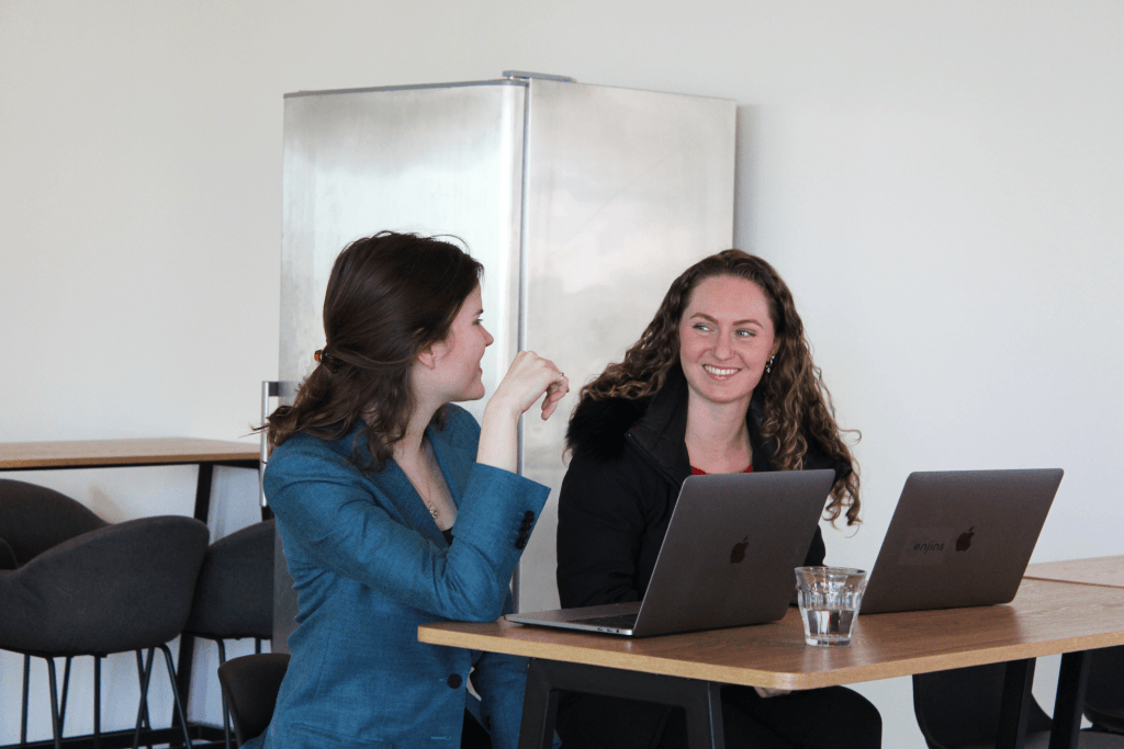 Start a ML Engineer career – Cathy's first three months at Enjins